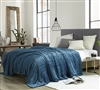 Me Sooo Comfy King Bedding Blanket - Ocean Depths Teal