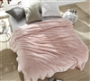 Beautiful Rose Quartz King Oversized Bedding Pink Comfortable King Blanket Me Sooo Comfy