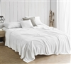 Coma Inducer Me Sooo Comfy Queen Blanket - White
