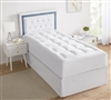 The Mega-Thick Mattress Pad Topper - Queen