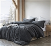 Chunky Bunny - Coma Inducer Oversized King Comforter - Faded Black - Limited Release