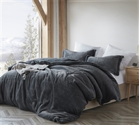 Chunky Bunny - Coma Inducer Oversized Queen Comforter - Faded Black - Limited Release