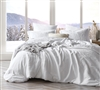 Chunky Bunny - Coma Inducer Oversized Comforter - Pure White - Limited Release