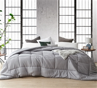 Nomadic Alaskan - Ultimate Oversized King Comforter - Alloy