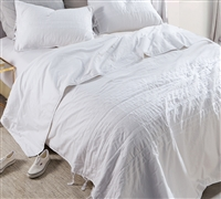 DIY Threads Textured Twin Comforter - Oversized Twin XL