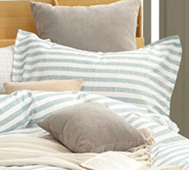 Best Old School Stripes King Size Bedding Pillow Shams To Buy