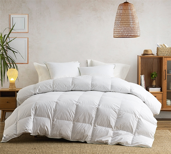 RE-DUCE - Revitalized Down Comforter - Oversized Queen