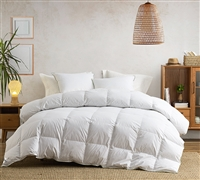 RE-DUCE - Revitalized Down Comforter - Oversized Twin XL