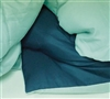 Green and Teal Stylish Extended Twin XL Comforter One-of-a-Kind Calm Mint/Ocean Depths Teal Reversible Oversize Twin XL Bedding