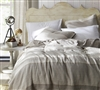 Taupe cozy soft bedding comforter quilt Taupe - Twin extended bedding quilt super soft