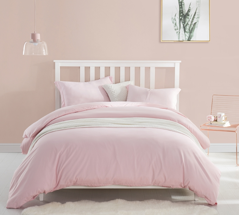 Pink Extended Twin Xl Duvet Cover