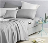 Bedside Pocket Twin XL Sheet Set - Supersoft Alloy