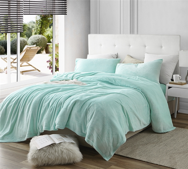 Coma Inducer Twin XL Sheets - Touchy Feely - Aruba