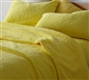 Coma Inducer King Sheets - The Napper - Limelight Yellow