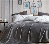 Coma Inducer King Blanket - UB-Jealy - Mocha Black