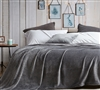 Coma Inducer Queen Blanket - UB-Jealy - Mocha Black
