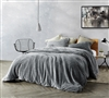 Slate Black King XL Duvet Cover Best Coma Inducer Bedding Oversized King UB-Jealy