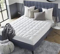 USA Made Featherbed Mattress Pad - King