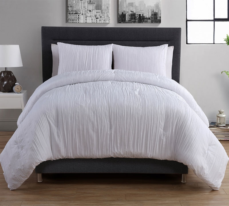 Buy Twin Xl Size Duvet Sets Online Crinkle 2pc Twin Xl