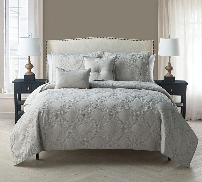 Queen Size Eros 5 Piece Quilt Set Full Bedding To Buy