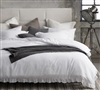 Stone Wash California King Duvet Cover- Violeta Folho comfortable king size bed duvet cover soft king bedding