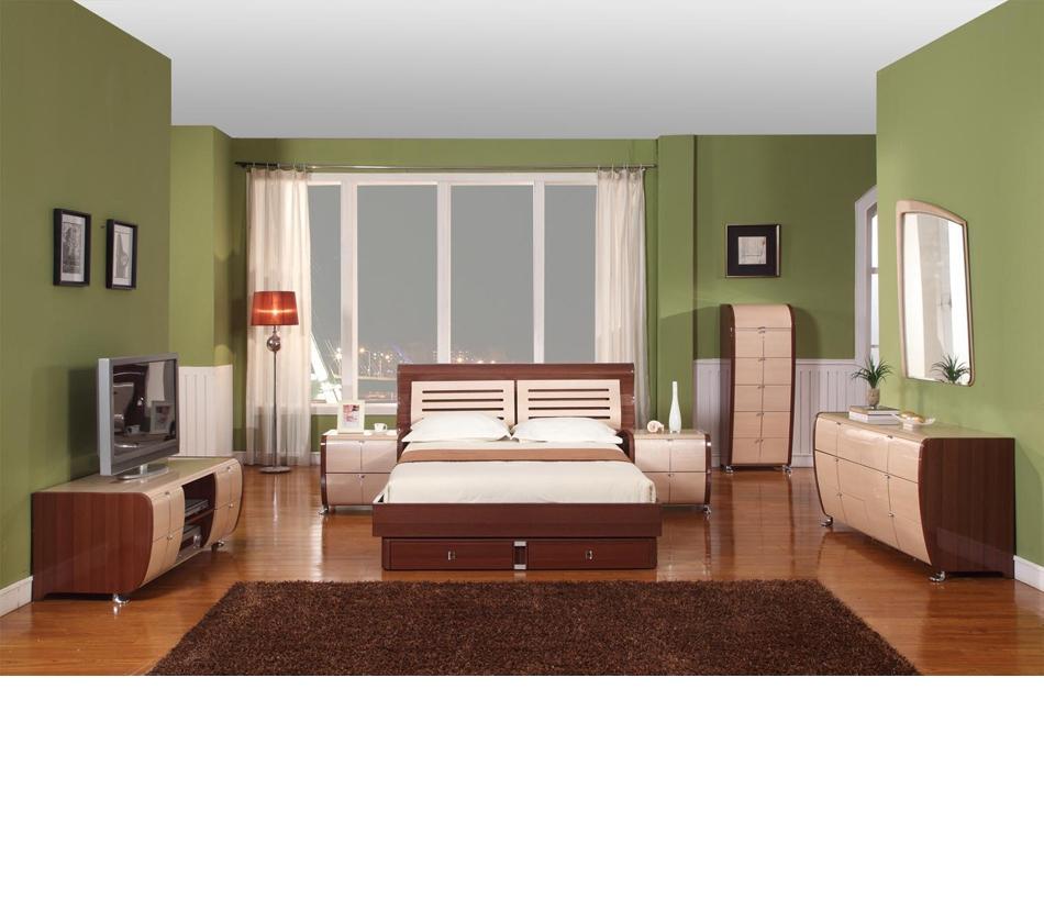 Modrest Liza Modern Lacquer Dresser By Vig Furniture