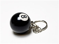 8 Ball Key Chain