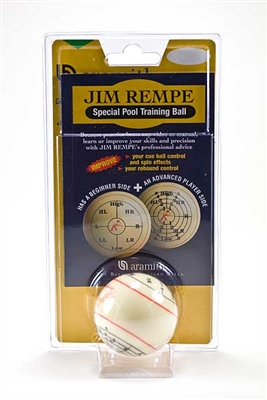 Jim Rempe Training Ball