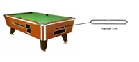 Triangle Trim Set for Valley Pool Tables