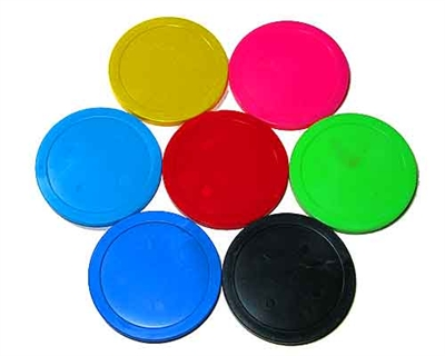 "2 1/2""  Air Hockey Pucks"