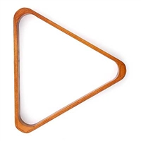 Deluxe Wood Triangle