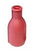 Red Plastic Shaker Bottle