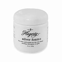 Hagerty Silver Foam 8 oz