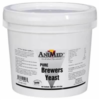 AniMed Pure Brewers Yeast 4lbs