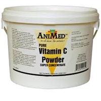 AniMed Pure Vitamin C Powder Super Concentrate 16 oz.