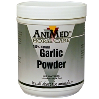 AniMed 100% Natural Garlic Powder 16oz
