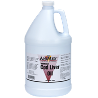 AniMed Nutritional Cod Liver Oil 1 Gallon