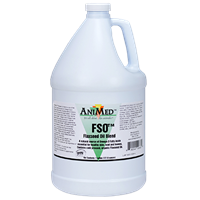 AniMed FSO Flaxseed Oil Blend 1 gallon