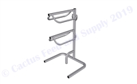 Double Tier Saddle Rack
