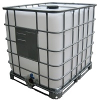 250 Gallon Water Container