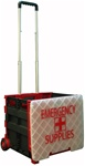 Large Emergency Cart with Lid