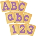 Circus  Letters and Numbers Set