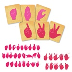 SureCut Sign Language Combo Set