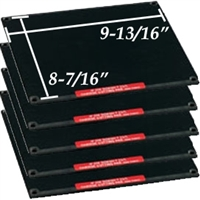 Ellison XL Standard Cutting Pad - 5 Pack EL15463