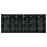Ellison SureCut Die Storage Wall Rack - 60 Slot Standard