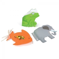 Ellison SureCut Die Set - Animal Books (3 Die Set) - Double Cut