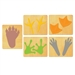 Ellison SureCut Die Set - Animal Footprints (5 Die Set) - Large