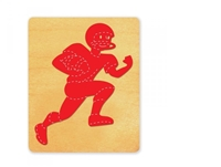 Ellison SureCut Die - Football Player - Large