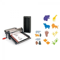 Excel Starter Set w/SureCut Animal & Footprint Sets