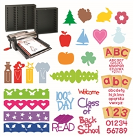 Ellison SuperStar Excel SuperSaver w/ SureCut Academic Enrichment